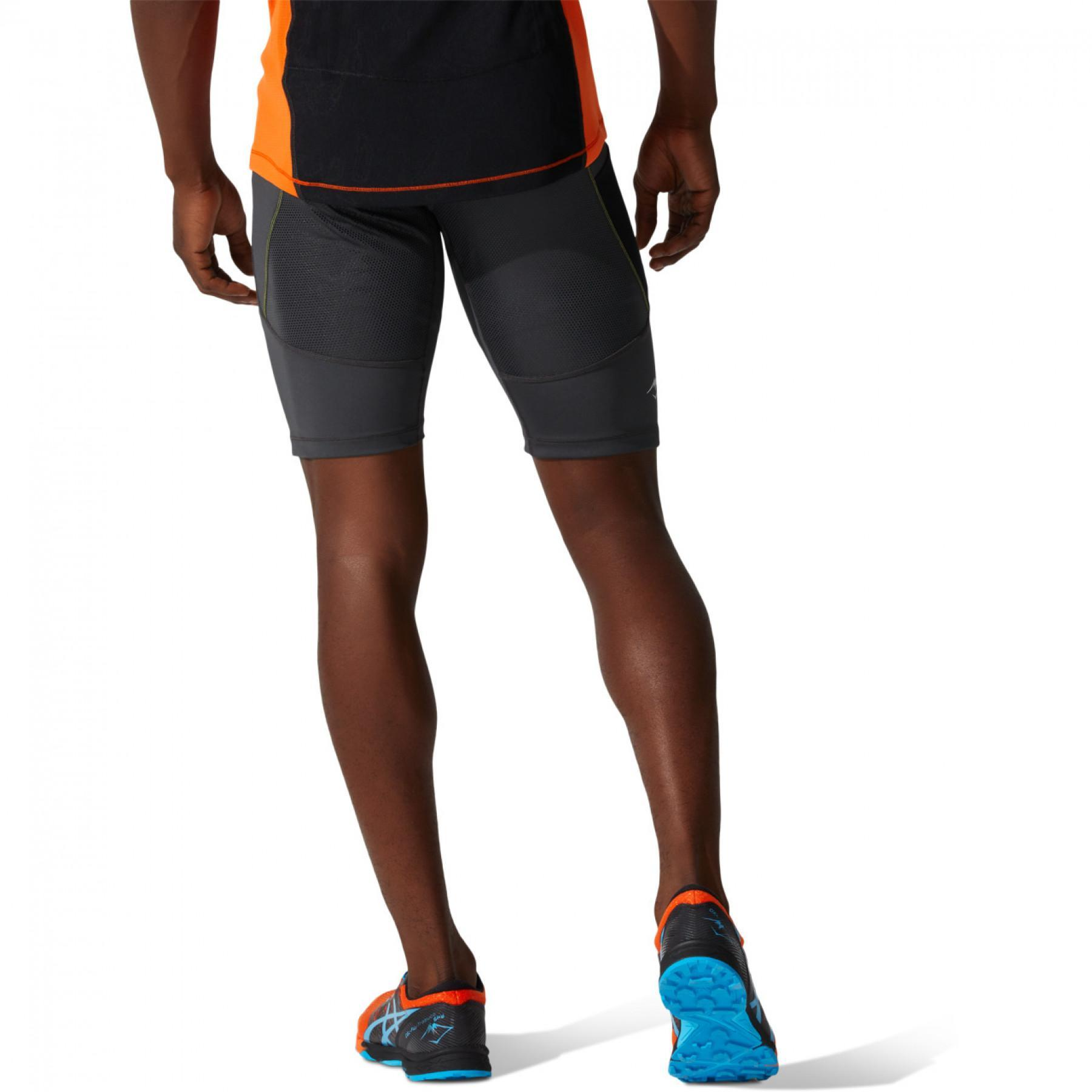Compression Shorts Asics Fujitrail Sprinter Pants