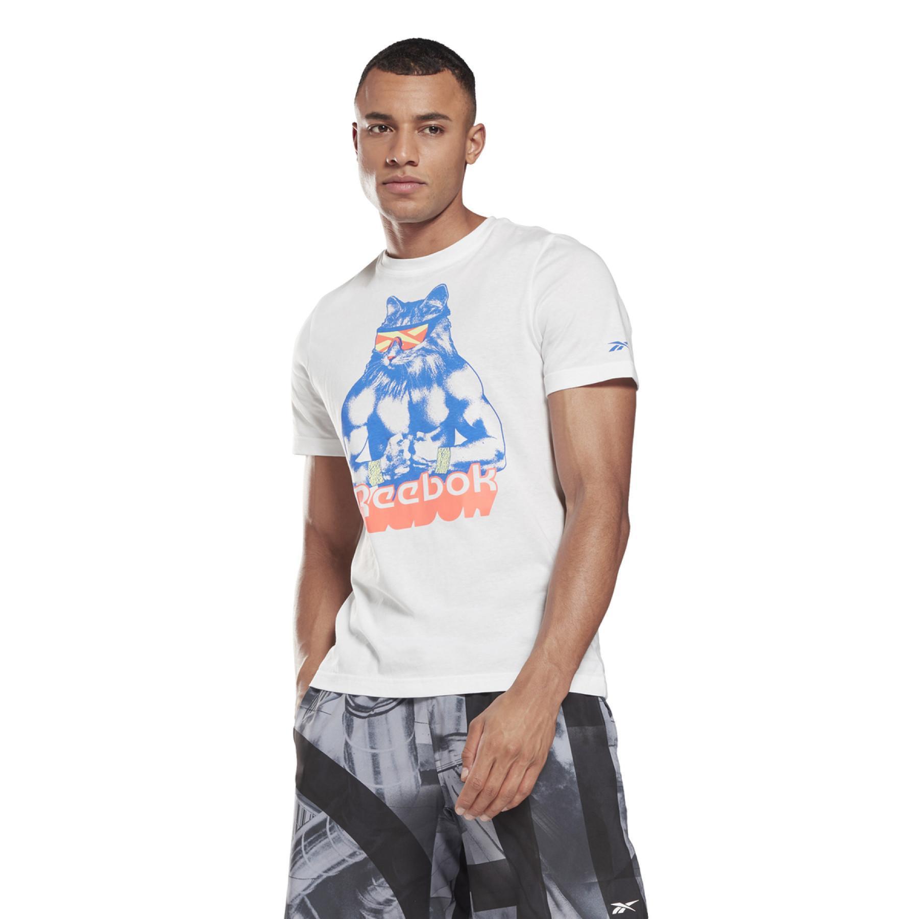 Reebok G ES LS Tee Herren-T-Shirt