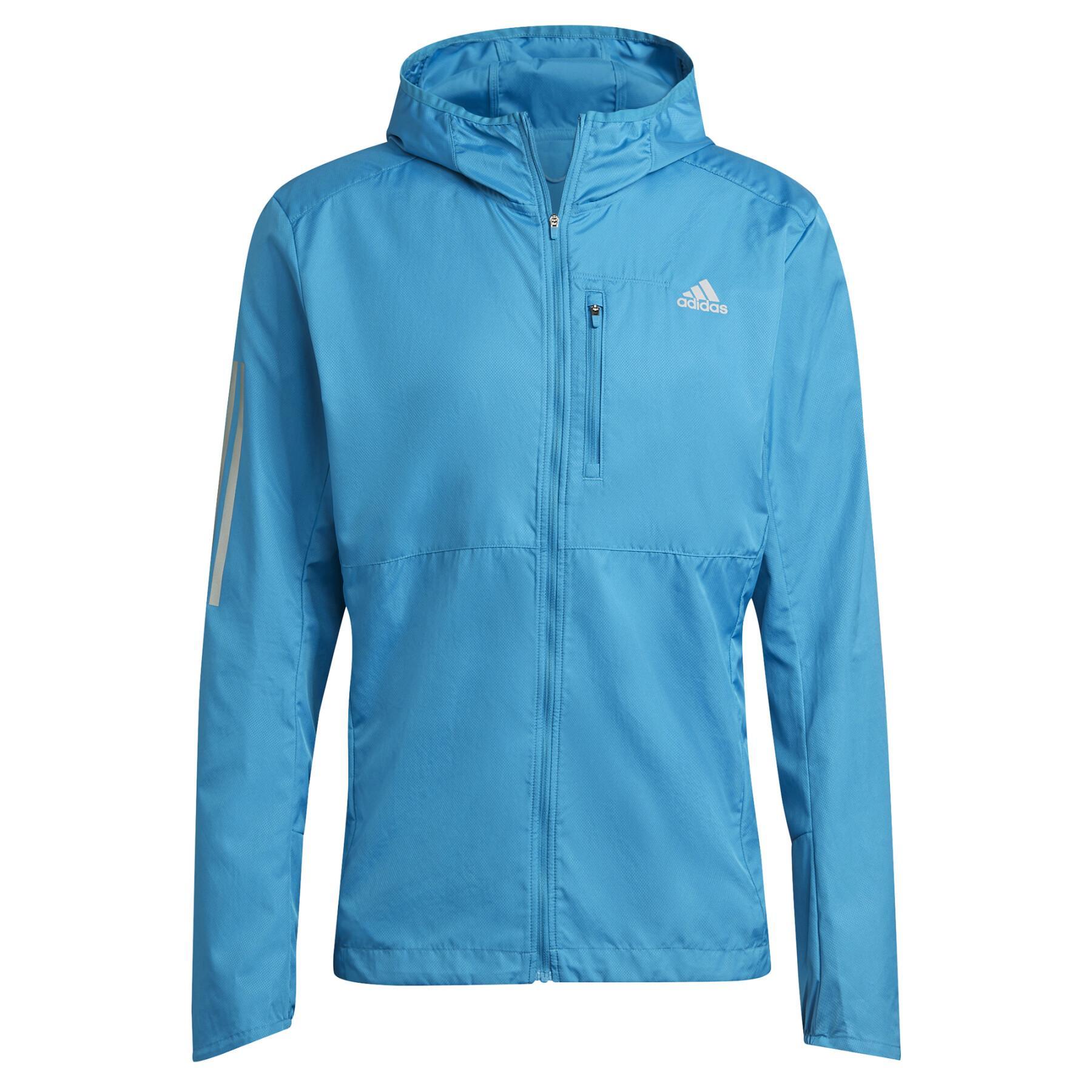 Windproof jacket adidas Own the Run ed