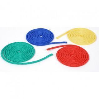 Set of 4 nylon skipping ropes 3m Sporti France