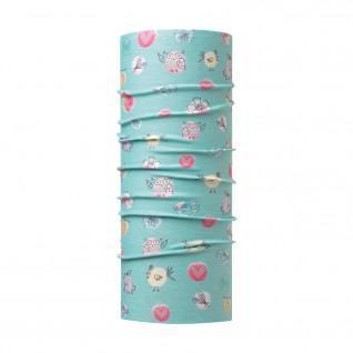 Anti-UV neckband junior Buff sweetest aqua