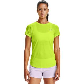 Women's Under Armour short-sleeved T-shirt Streaker