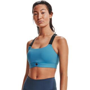 Women's Under Armour rush mid sports bra