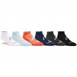 Pack of 6 Asics socks