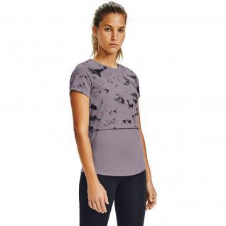 Under Armour Women's Short Sleeve T-Shirt Streaker 2.0 Inverse