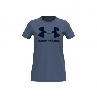 Women's Under Armour short-sleeved Sportstyle Graphic T-shirt