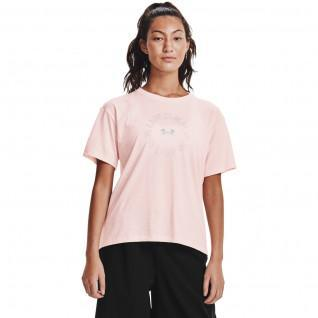 Wordmark Graphic Under Armour Women's Short Sleeve T-Shirt