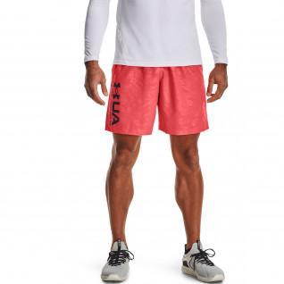 Woven shorts Under Armour Emboss