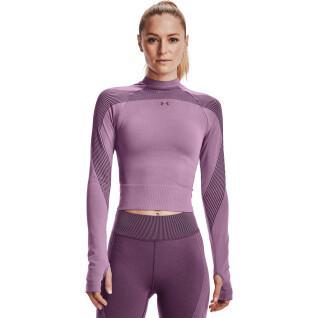 Women's long sleeve T-shirt Under Armour RUSH™ Seamless