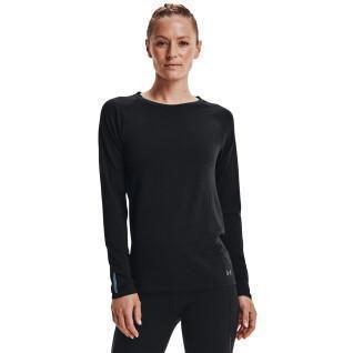 Women's long sleeve jersey Under Armour Seamless Run