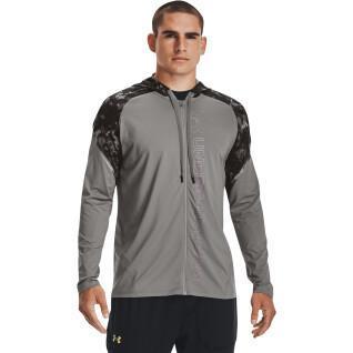 Full zip printed hoodie Under Armour RUSH™