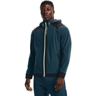 Full zip fleece hoodie Under Armour RUSH™
