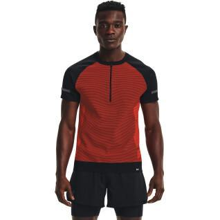Jersey and 1/4 zip Under Armour IntelliKnit
