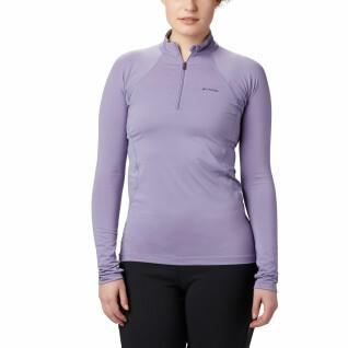 Columbia Midweight Women's 1/2 Zip Compression Jersey