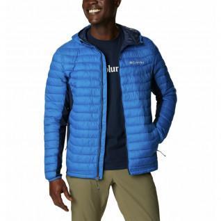 Hooded jacket Columbia Powder Pass