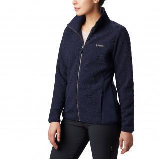 Fleece jacket woman Columbia Sherpa Panorama