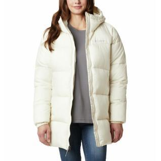 Women's hooded jacket Columbia Puffect Mid