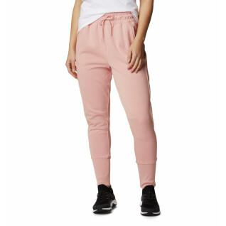 Pant woman Columbia Logo II French Terry Jogger