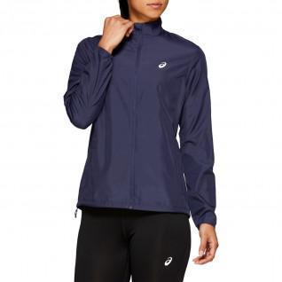 Women's jacket Asics Silver