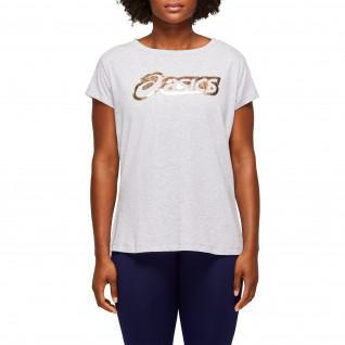 T-shirt woman Asics Graphic Logo