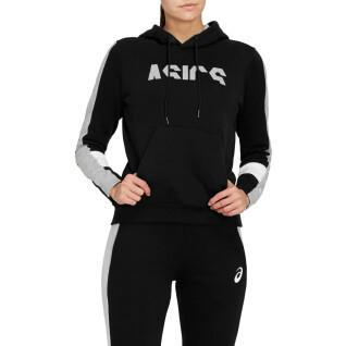 Hooded jacket woman Asics Colorblock Oth Hoody