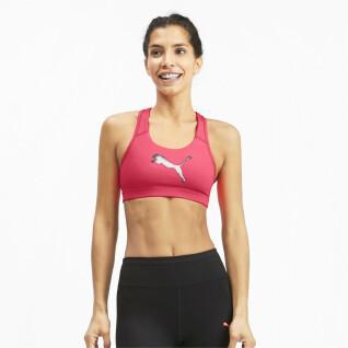 Women's bra Puma 4Keeps Mid Impact