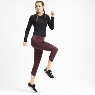 Women's tights Puma 3/4 Graphic Running