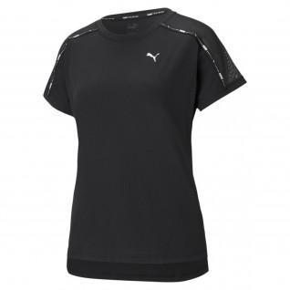 Woman's T-shirt Puma Train Boyfriend Logo