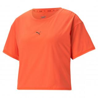 Woman's T-shirt Puma Run Launch Cool Adapt