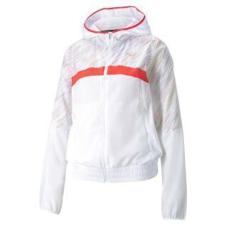 Women's jacket Puma Run Grapihc