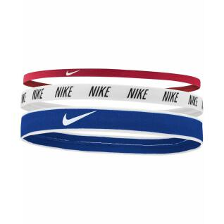 Nike headbands mixed x3
