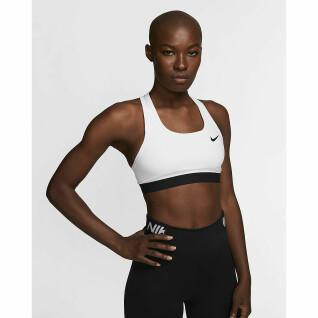 Women's sports bra Nike Swoosh