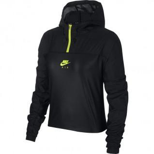 Women's Nike Air Running Hooded Jacket