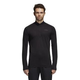 Sweatshirt 1/2 zip adidas TraceRocker