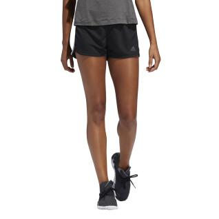 Women's shorts adidas Pacer 3-Stripes Knit