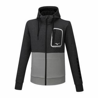Sweatshirt Mizuno Basic zip