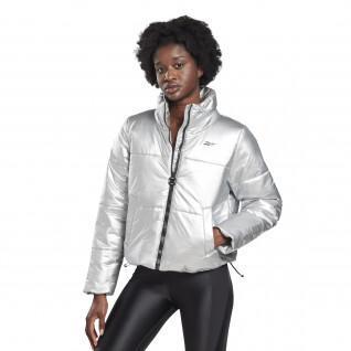 Jacket woman Reebok STUDIO Puffer