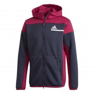 Sweatshirt adidas Z.N.E. Aeroeady Full-Zip