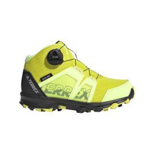 Children's hiking shoes adidas Terrex Agravic Boa Mid Rain.Rdy