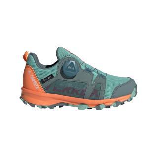Children's hiking shoes adidas Terrex Agravic Boa