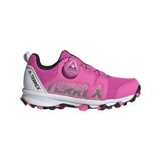 Girl hiking shoes adidas Terrex Boa