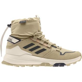 Women's hiking shoes adidas Terrex Hikster Mid Cold.Rdy