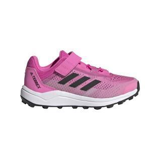 Kids trail shoes adidas Terrex Agravic Flow Primegreen