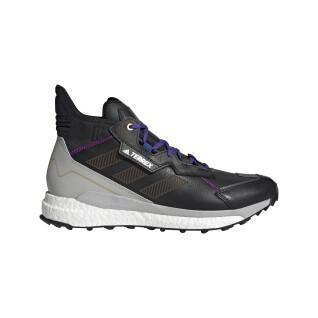 Shoes adidas Terrex Free Hyperblue Mid