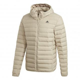 Jacket adidas Varilite Soft Down Hooded