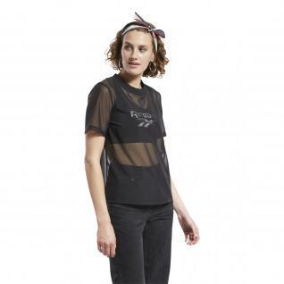 Reebok Classics Sheer woman's T-shirt