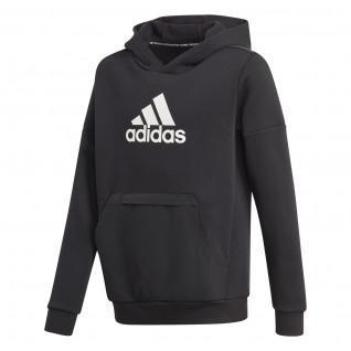 Child hoodie adidas Badge of Sport Fleece
