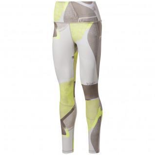 Women's high-waisted leggings Reebok Lux Bold