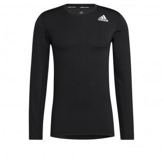 Long sleeve T-shirt adidas Techfit Compression