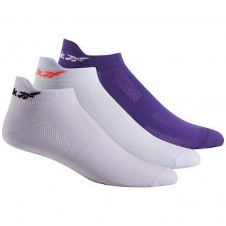 Set of 3 pairs of women's socks Reebok One Series Training
